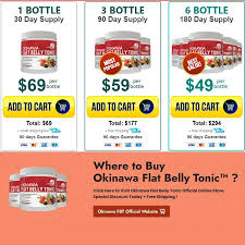 Rich results on Google's SERP when searching for 'Okinawa Flat Belly Tonic Discounts'