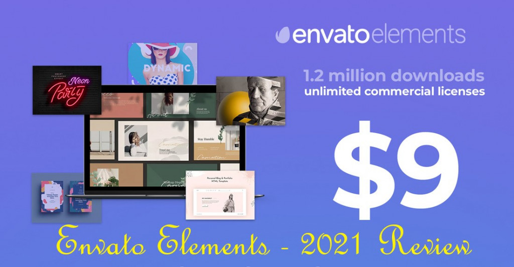 How to Make Money Using Envato Elements? – Review 2021