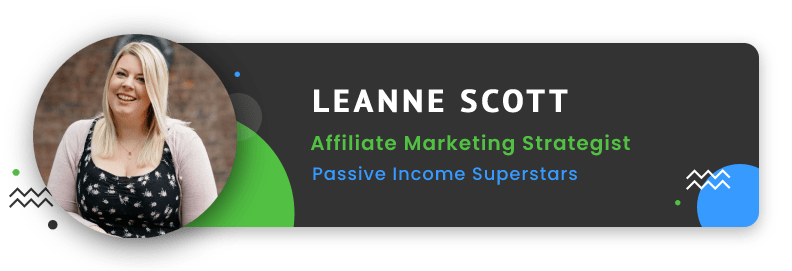 Rich results on Google's SERP when searching for 'Affiliate Marketing'